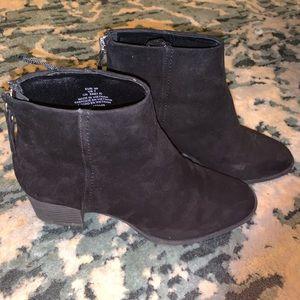 H&M black ankle boots